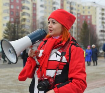 Международный день солидарности трудящихся в Нерюнгри